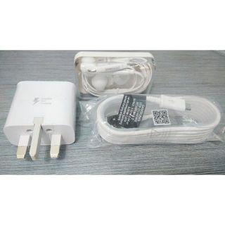 All Genuine Samsung products- 3 items together only RM70