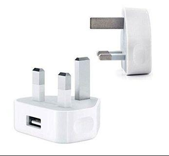 100% original Apple plug 5W charger- free mailing