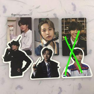 Nct dream puff stickers