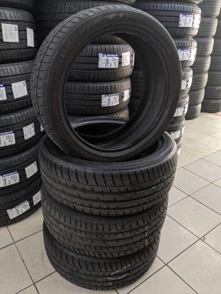 Toyo Proxes T1 Sport 215/45R18 80W tyres