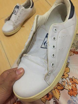 Adidas stan smith premium #visitsingapore