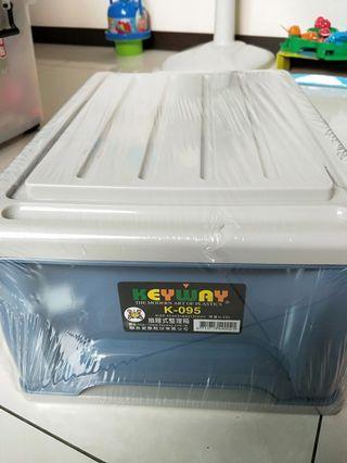 聯府 K-095收納箱 收納櫃 置物櫃 20L