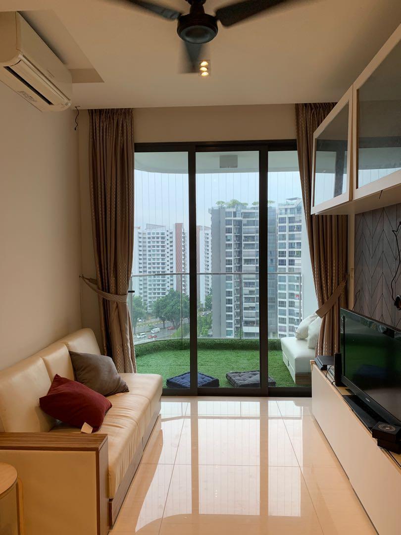 1 Bedroom Studio Apartment Property Rentals Condos Ecs On Carousell