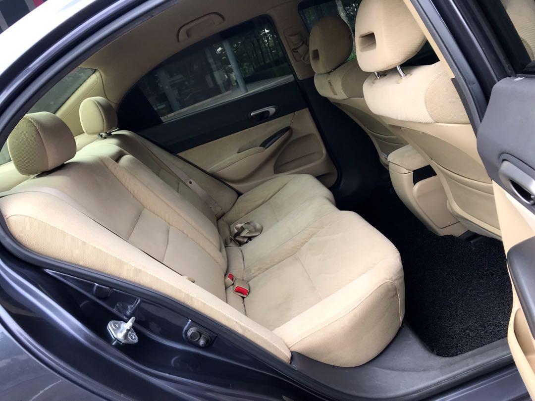2010 Honda Civic 1.8S I-VTEC(A)Full Bodykit SportRim