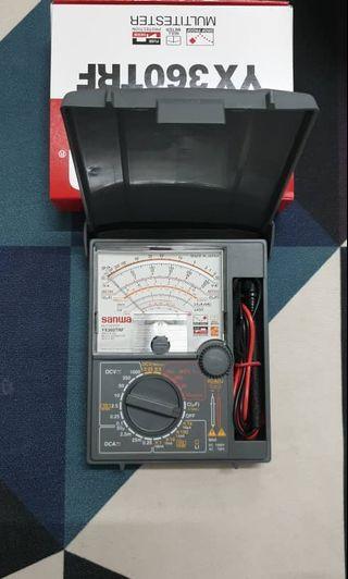 Sanwa YX360TRF Analog Multimeter (Original)