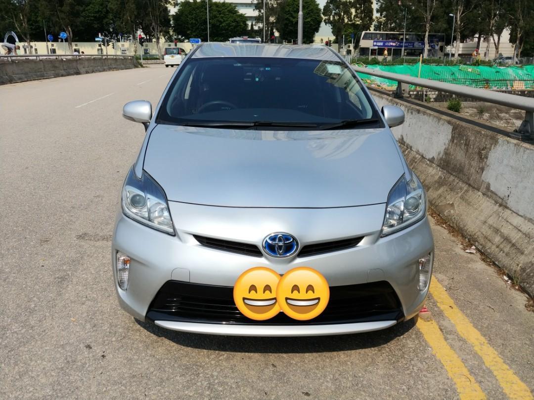 出租2013 TOYOTA Prius Hybrid 混能油電