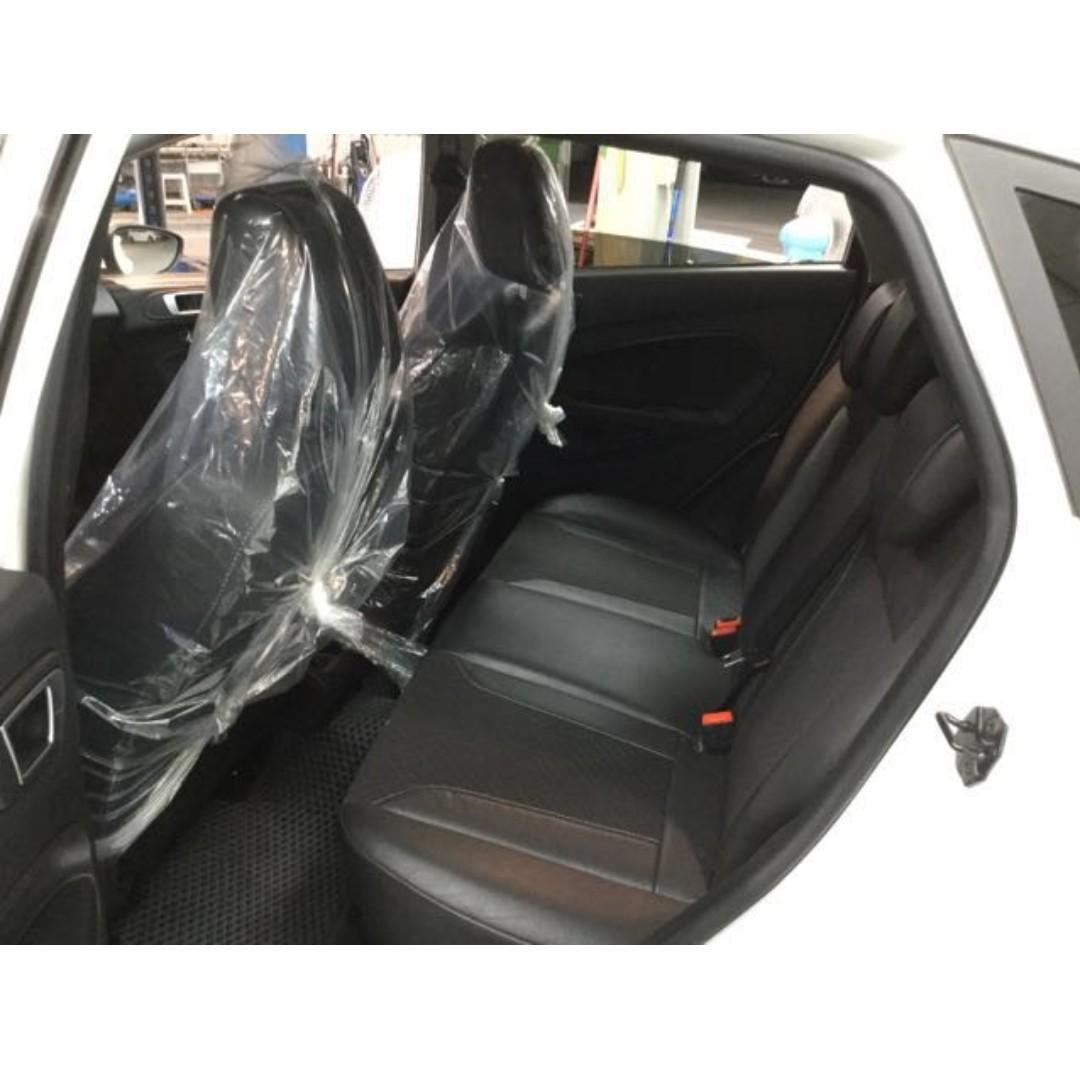 【精選低里程優質車】2014年 FORD福特 Fiesta-S 1.5運動版 【經第三方認證】【車況立約保證】