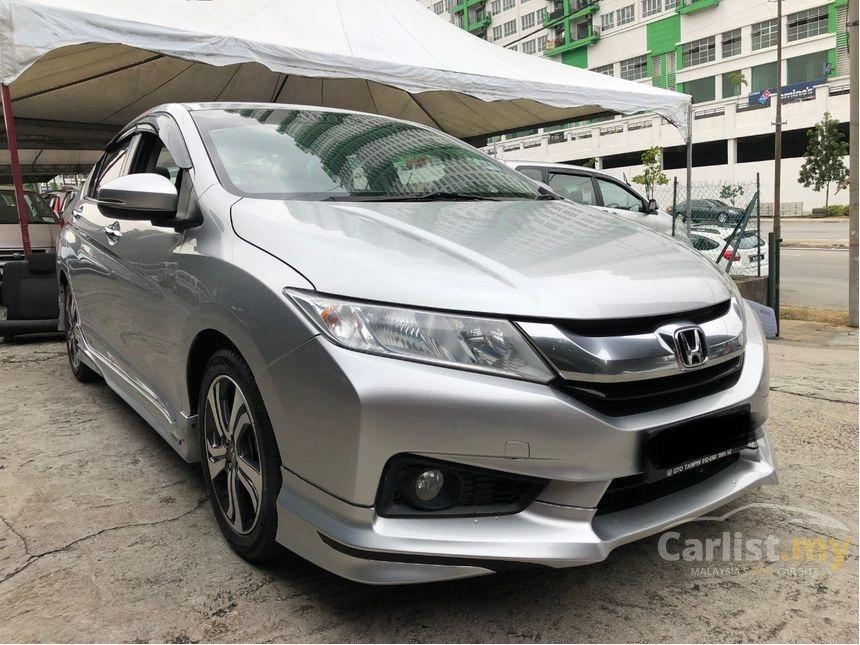 2014 Honda City 1.5 V (A) One Owner Modulo Bodykit Full Honda Service.   http://wasap.my/601110315793/cityV2014