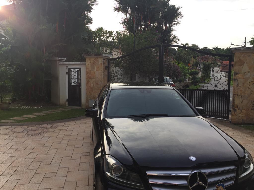 2014 Mercedes Benz C200 CGI