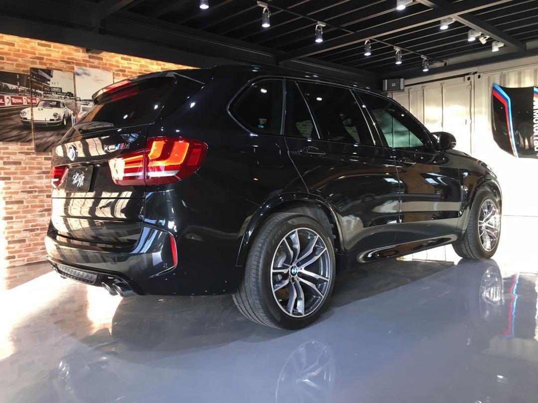 點子車庫 2016 總代理 BMW X5M
