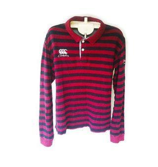 Canterbury long sleeve stripe t shirt