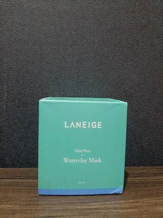 Laneige Waterclay Mask -FREE ONGKIR