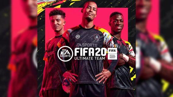 Online FIFA 20 ULTIMATE EDITION + WARRANTY