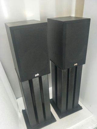 PSB The Amazing Alpha Bookshelf Speakers