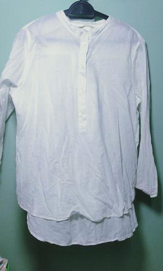 White Blouse h&m