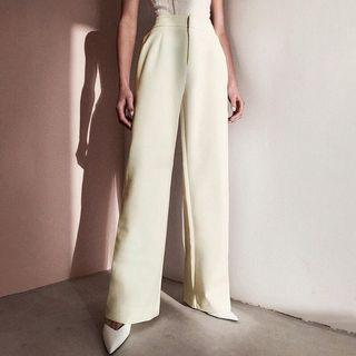 (PO) High Waisted Trousers