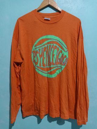 Vintage shirt 90s psyence  a go go