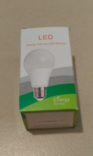 LED正白省電燈泡/3W/E27/6500K 兩顆