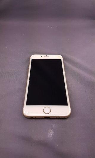iPhone 6  32G 金    2017年版本   只有裸機   玻璃貼可以重貼贈送