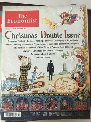 The Economist 2016 聖誕專刊