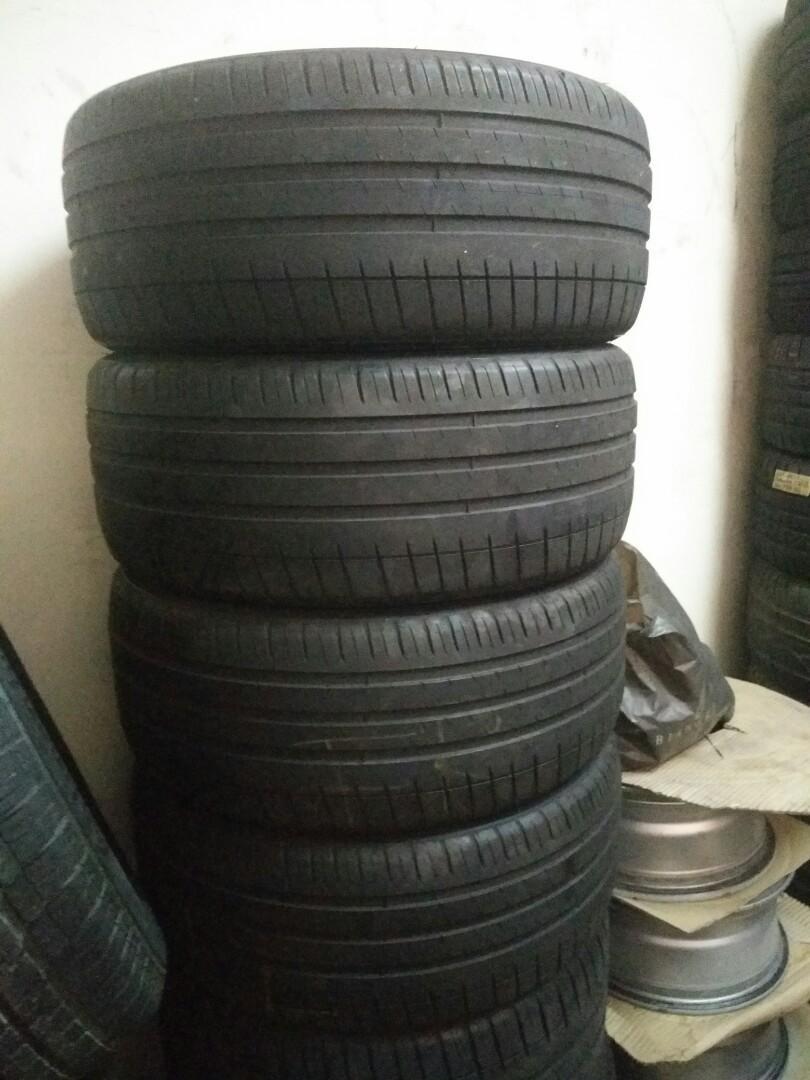 225 50 17 Michelin premium branded tayar