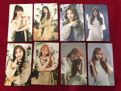 WTS Buenos Aires Photocard