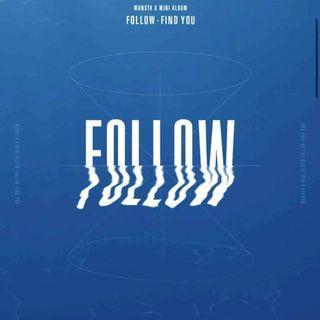 [MONSTA X ]FOLLOW:FIND YOU ALBUM