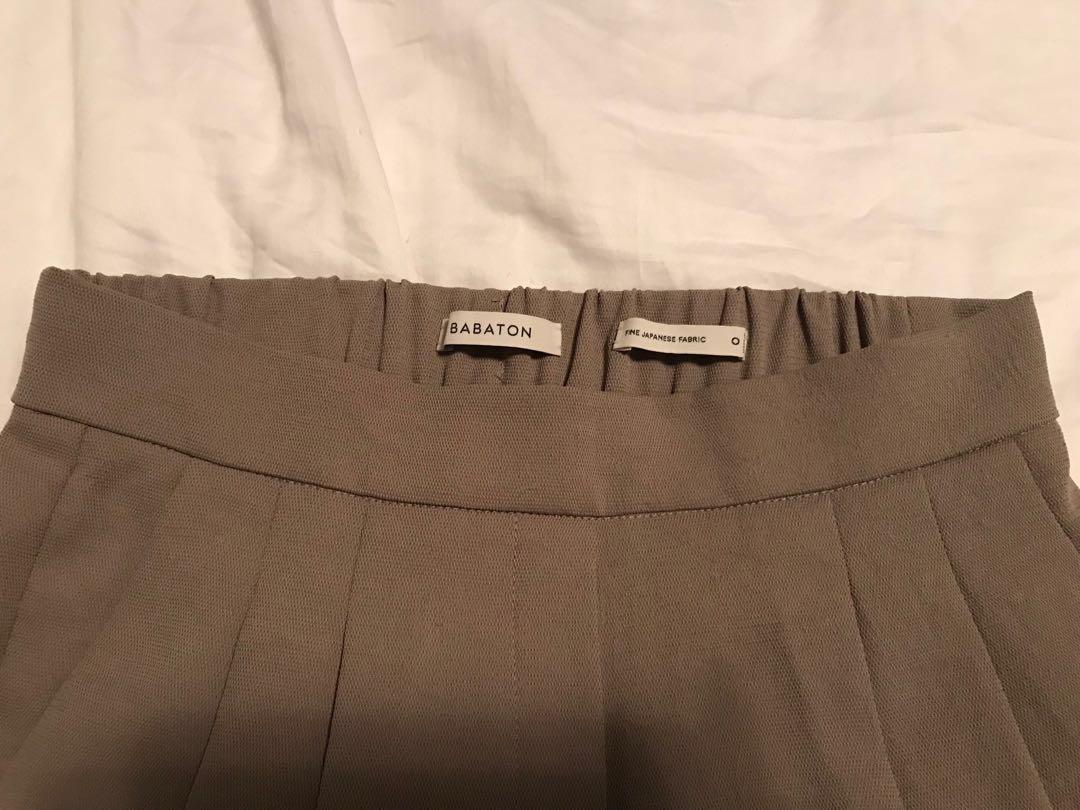 Aritzia Babaton Cohen pants (sz 0)