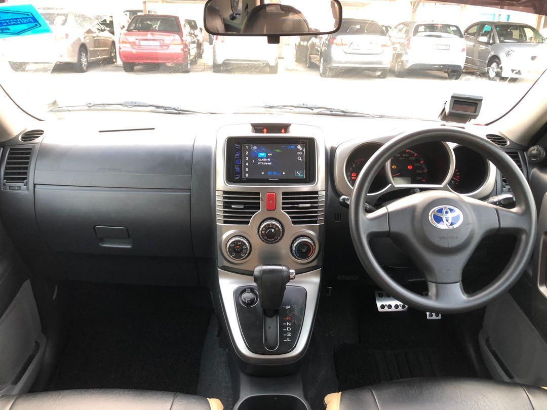 $50 nett Toyota Rush grab gojek ryde tada lalamove