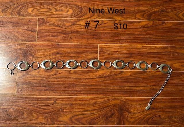 95% New Belts for sale , from $5 Size: S  20% off if buy 2 or more