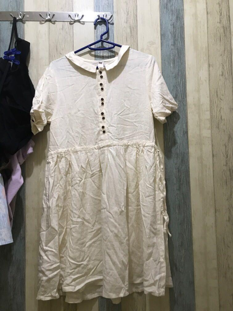 連身裙 短裙