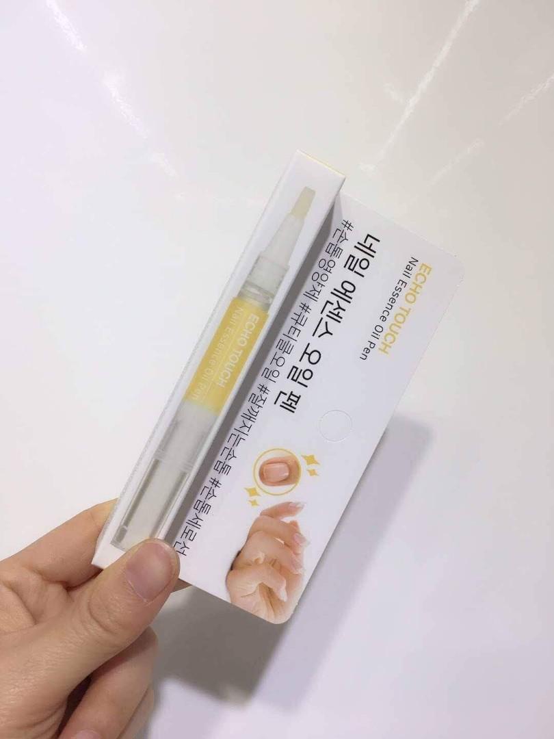韓國 ECHO TOUCH 指甲護甲系列 2ml 角質擦擦筆護甲指緣油現貨24H出貨