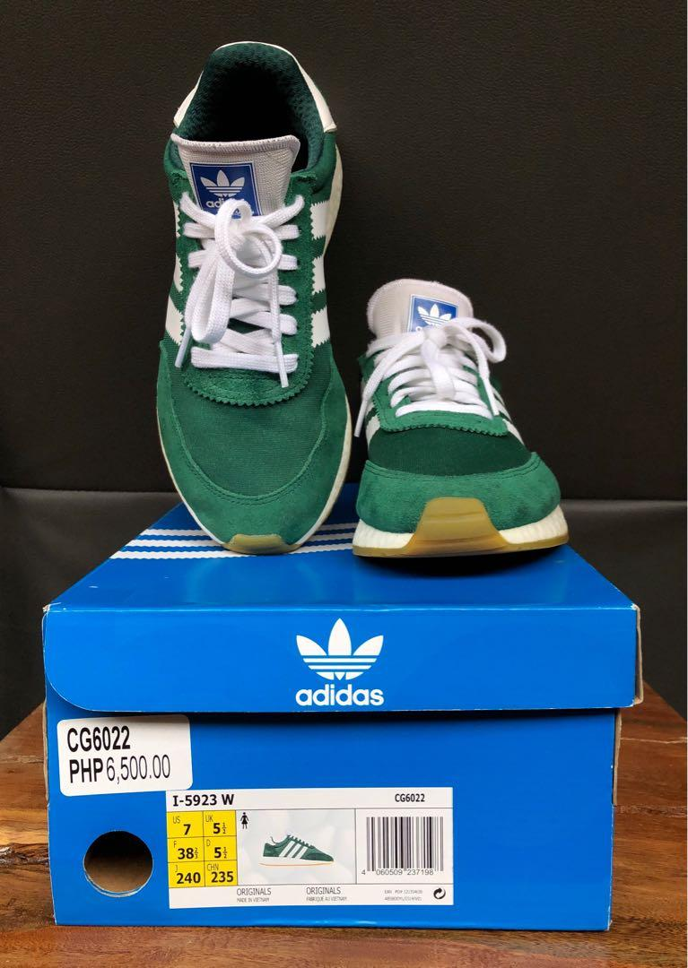 Llevar Me sorprendió Último  امتداد الجلسة العامة رئيس adidas originals i 5923 sneakers green quaranta  boutique quaranta - cecilymorrison.com