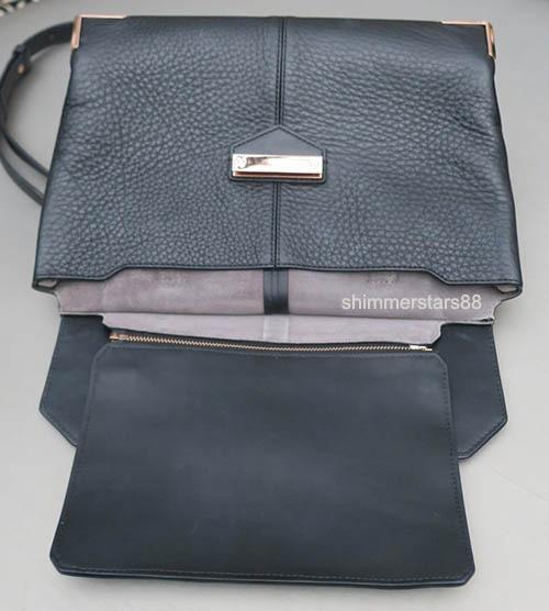 Alexander Wang Large Marion Black hand bag, RRP$1225