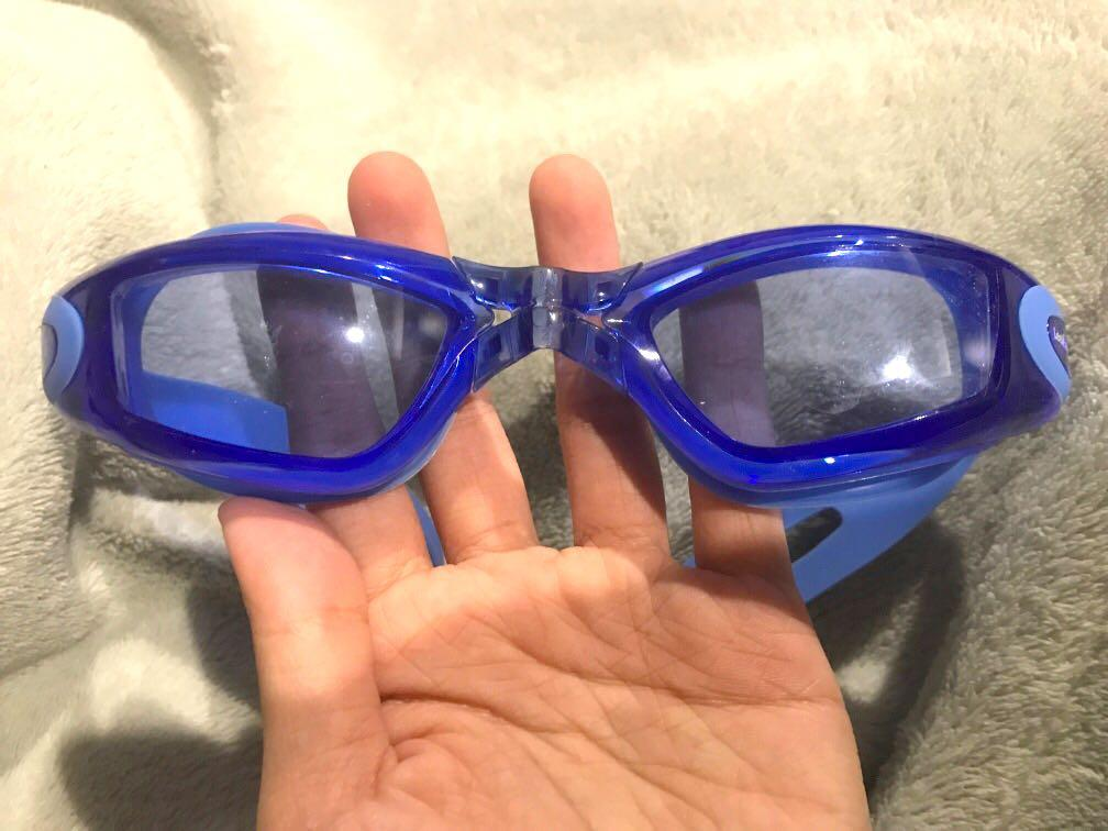 Anti Fog Customisable Swimming Goggles
