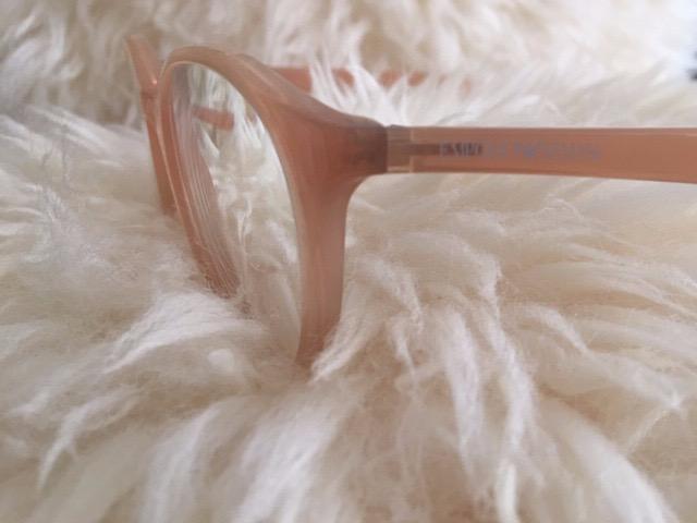 Authentic Emporio Armani Glasses Frame Colour: Honey Condition: Like New
