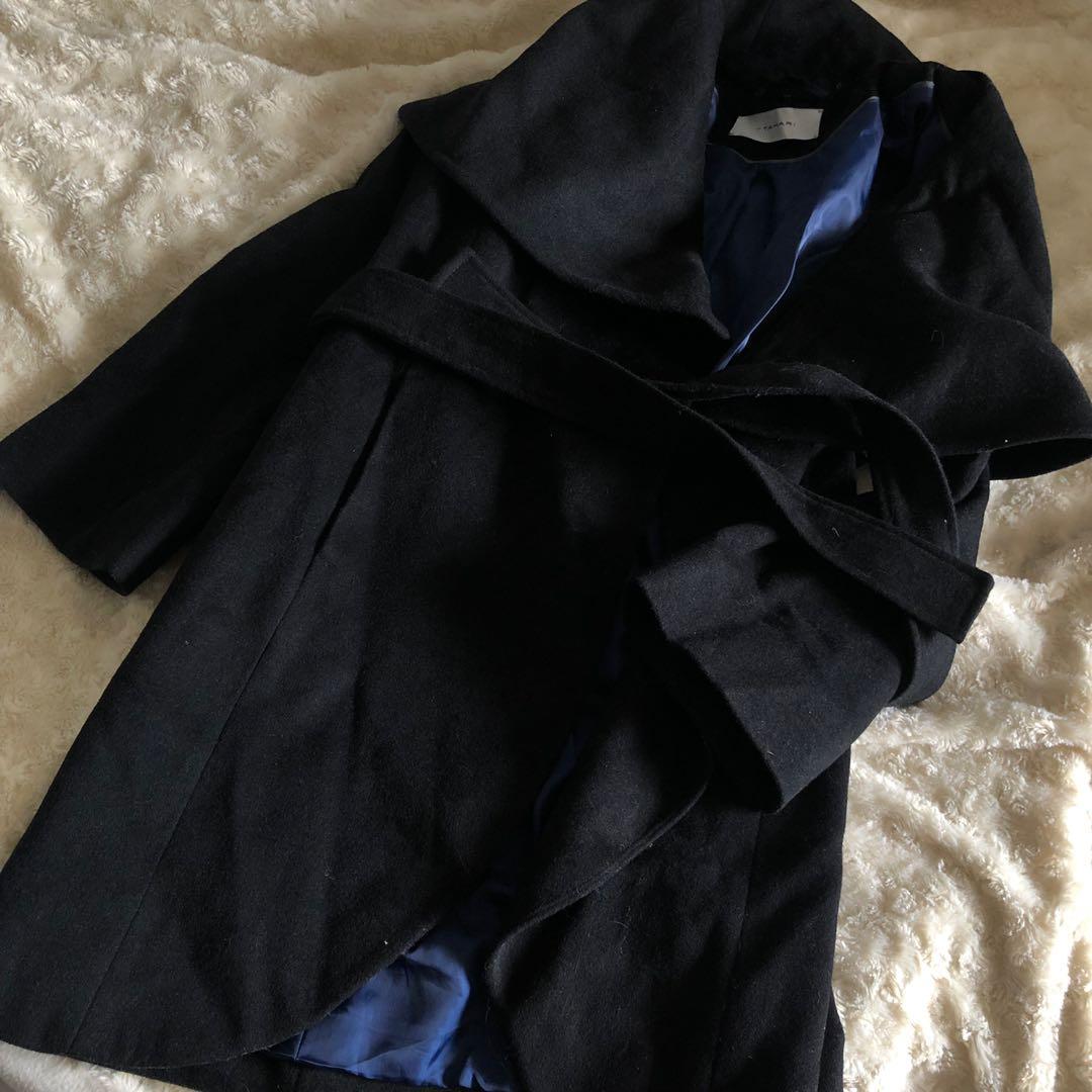 Authentic T.Tahari Wool Coat RRP $256