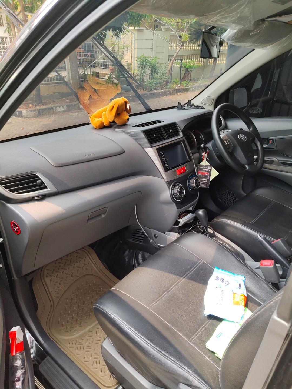 Avanza veloz 2014 nopol blank genap service record auto 2000