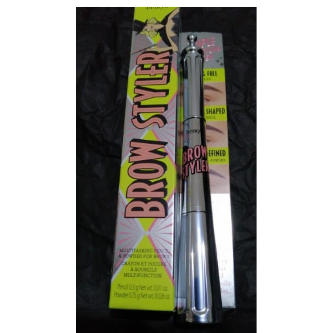 BENEFIT BROW STYLER PENCIL [CHOOSE SHADE] BRAND NEW & AUTHENTIC [NO SWAPS, PRICE IS FIRM]