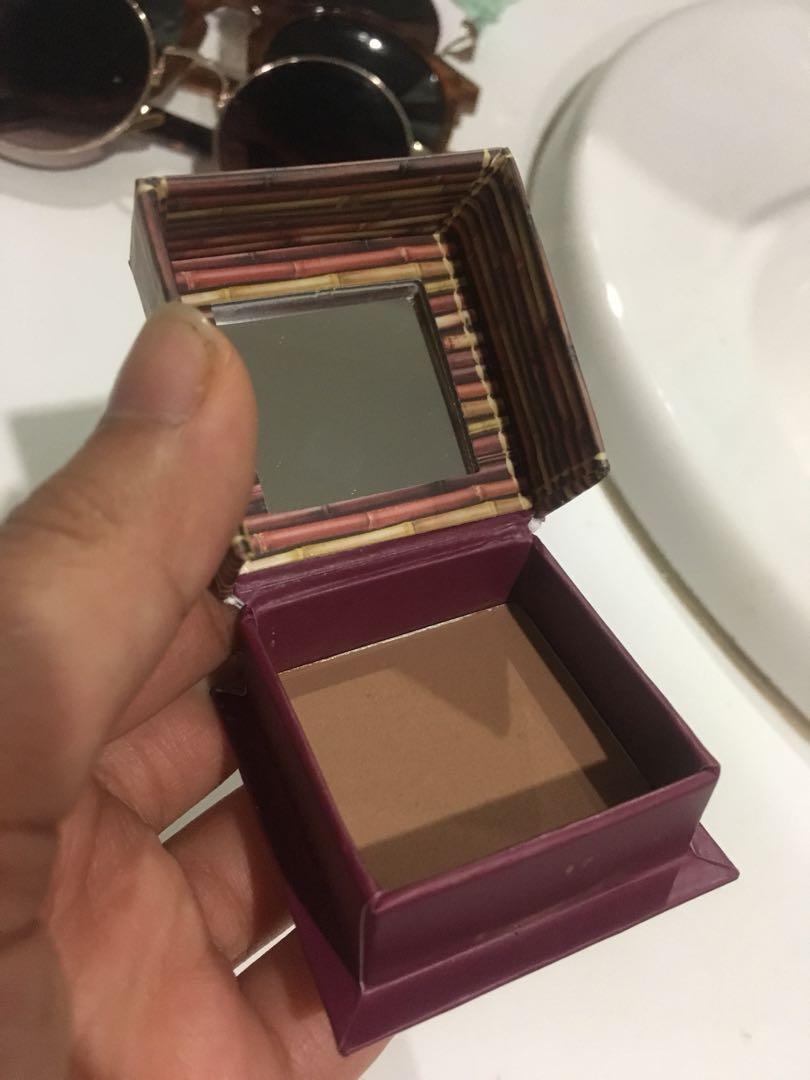 Benefit cosmetics hoola bronzer (mini 4.0g travel size)