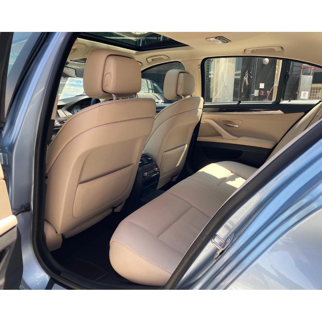 BMW 535I ACTIVEHYBRID 2013