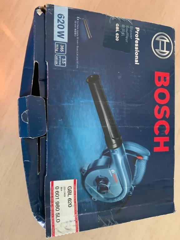 Bosch professional blower