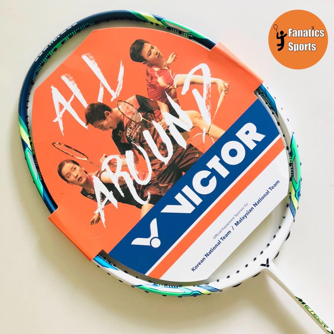 [CLEARANCE] Brand New Victor Meteor X80B Badminton Racket