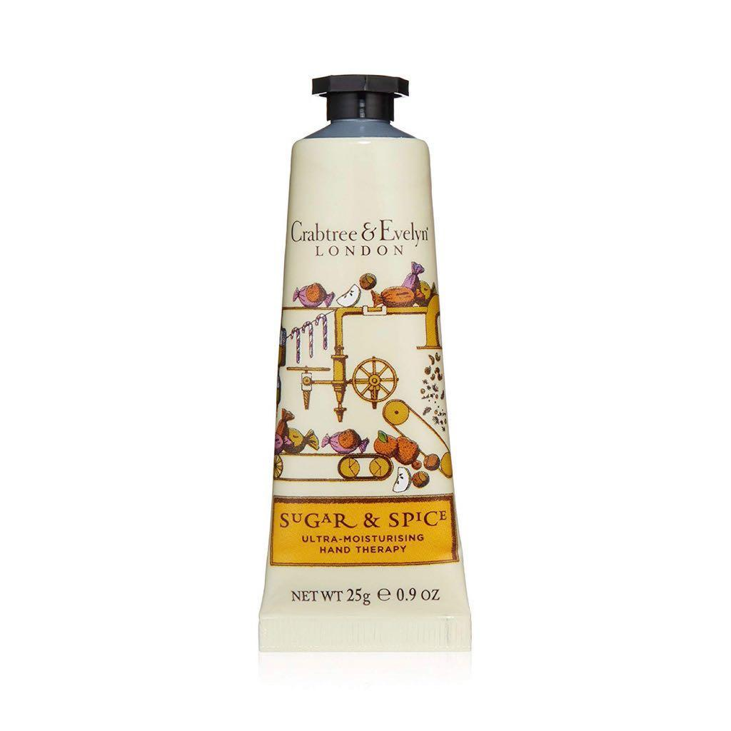 Crabtree & Evelyn Limited Edition Hand Therapy - Sugar and Spice