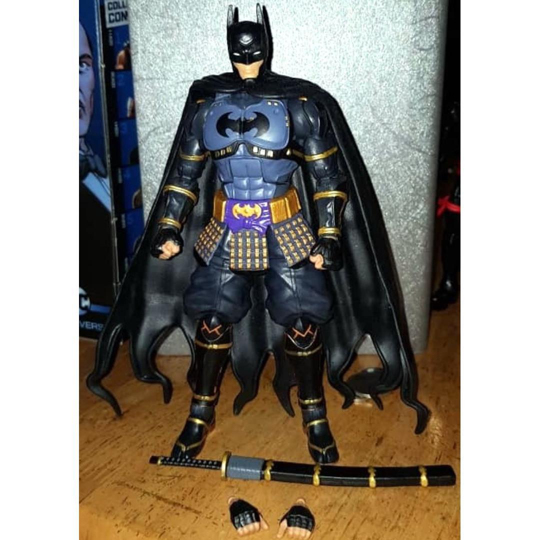 DC Comics Multiverse BAF Batman Ninja Set 6 Beast Boy Starfire Flash Nightwing J