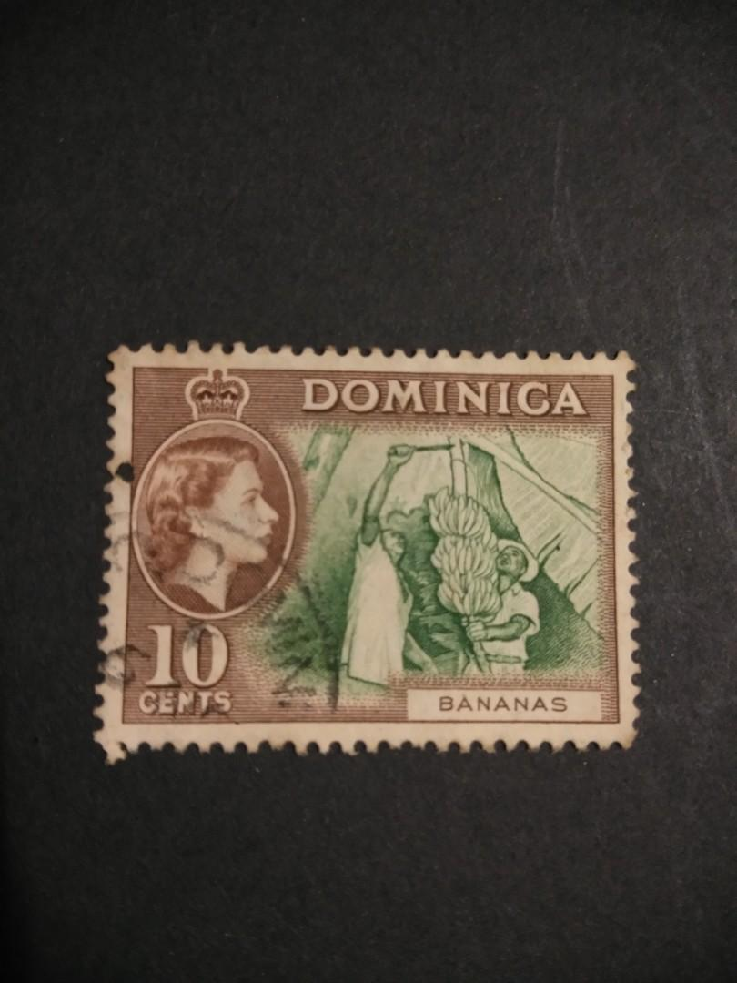 Dominica/10 cents