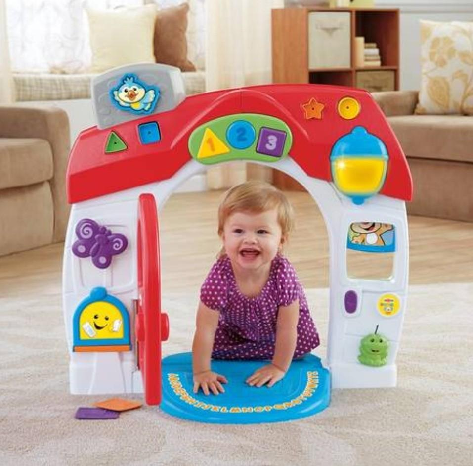 Fisher Price Laugh & Learn® Smart Stages™ Home