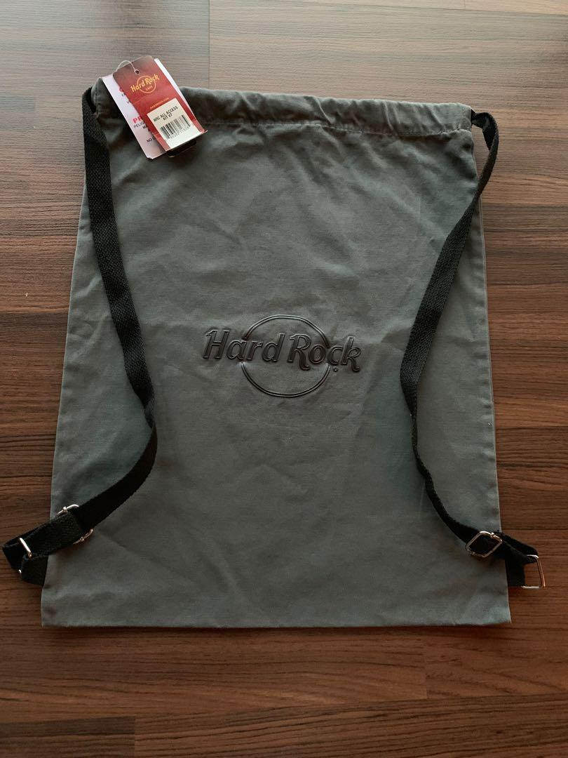 Hard Rock Bag