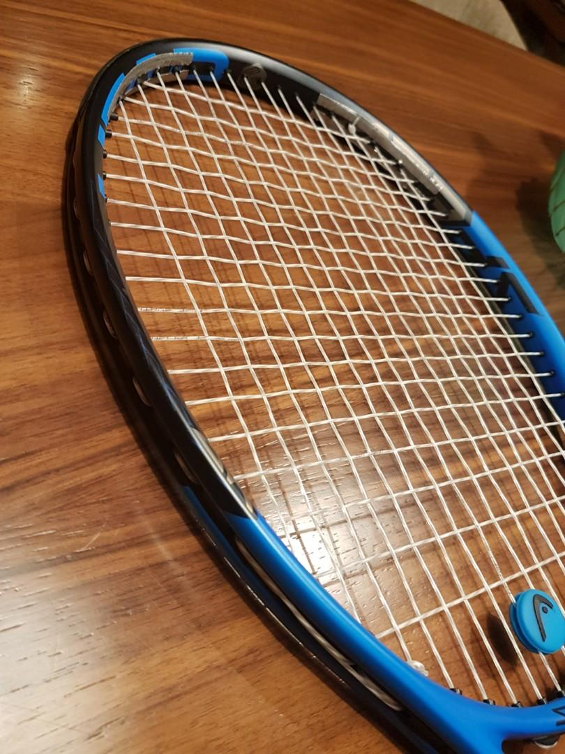 Head Graphene Touch Speed MP Limited Edition Tennis Racket
