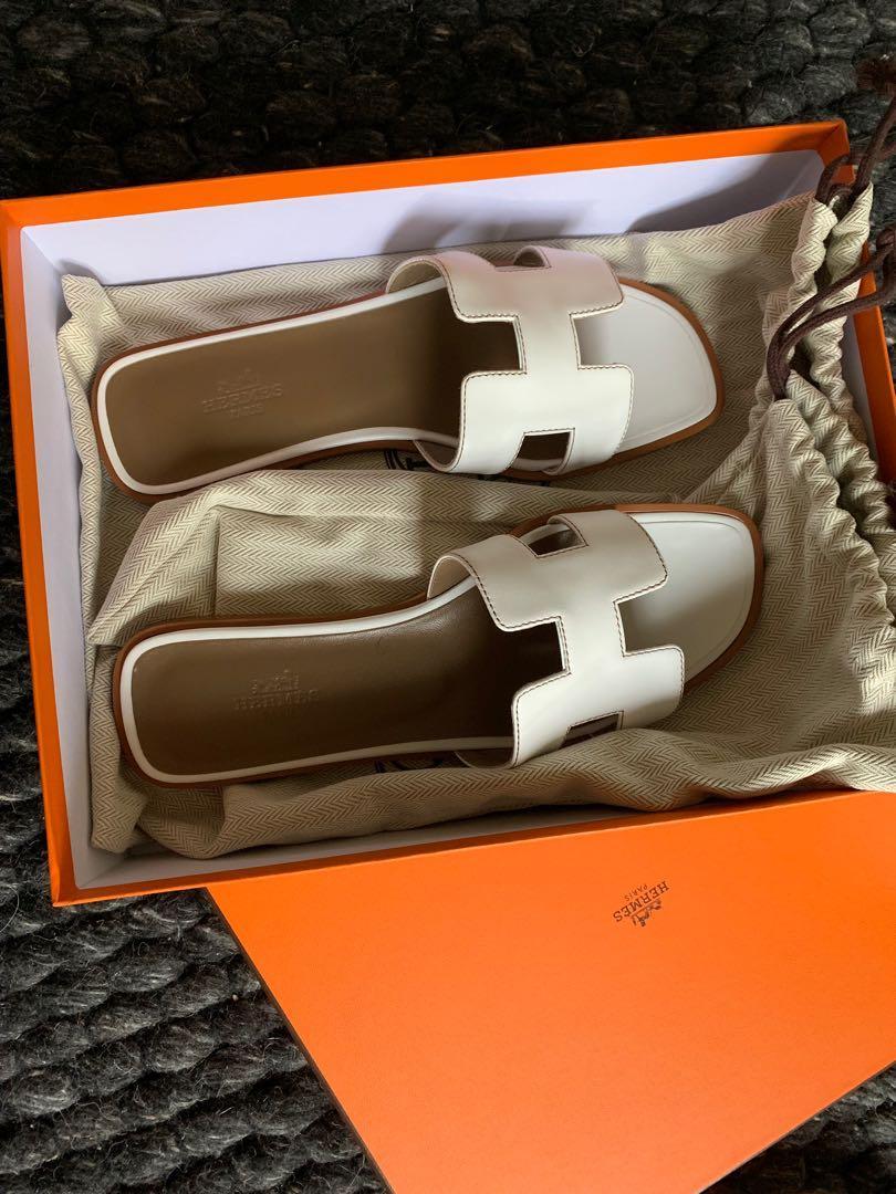Hermes sandles